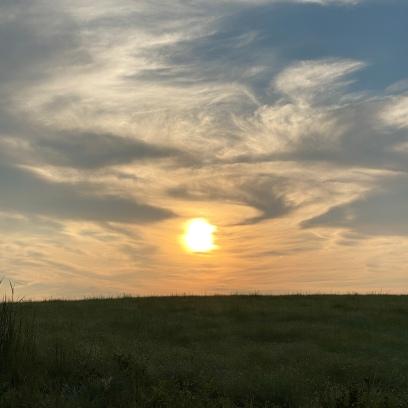 Sunrise Over TSP, Day 419